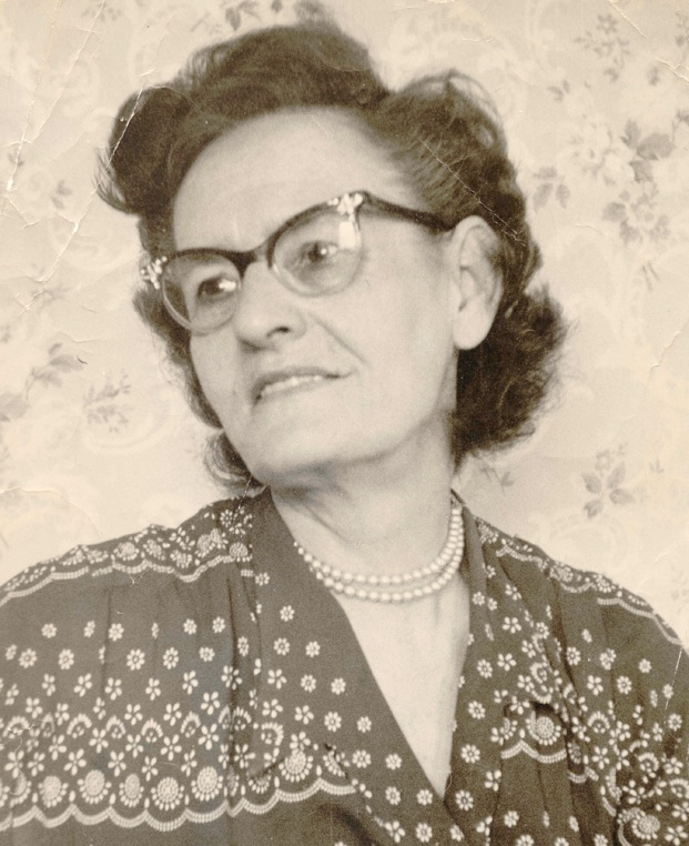 lillian florence bailey morton