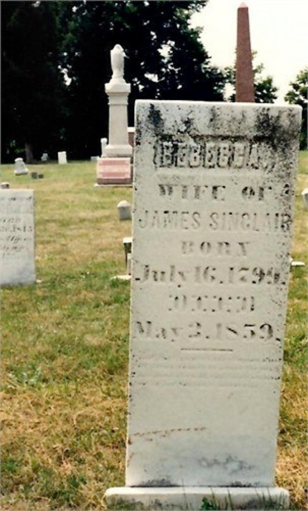 Buried in Christian Co., Illinois
