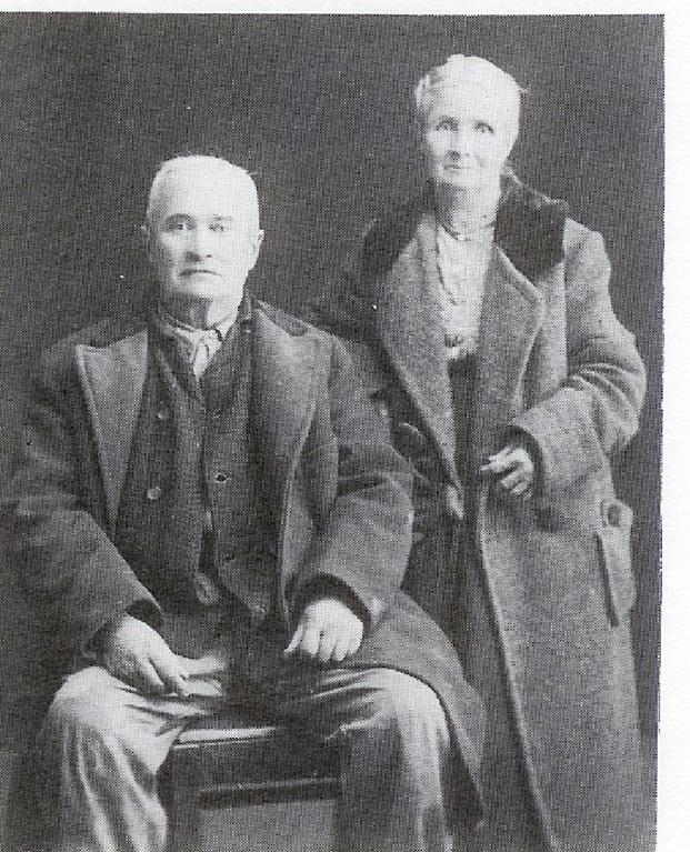 Selina Mary Boulton Nebeker Selina Was Born In St George